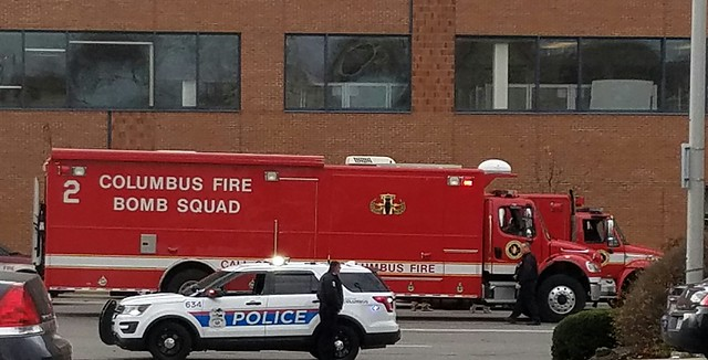 Columbus Fire Bomb Squad