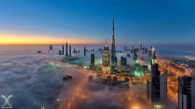 Cryogenic City I