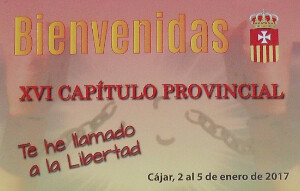 CAPÍTULO CÁJAR. 02-01-17