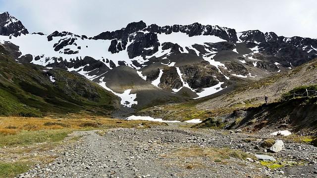 Glaciar Martial Near Ushuaia