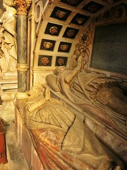 Tomb of 5th Earl and Countess of Rutland, St Mary's Bottesford