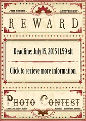 The Dirty Grind's Carnival of the Arts Photo Contest EXTENDED THROUGH THE 18TH OF JULY!