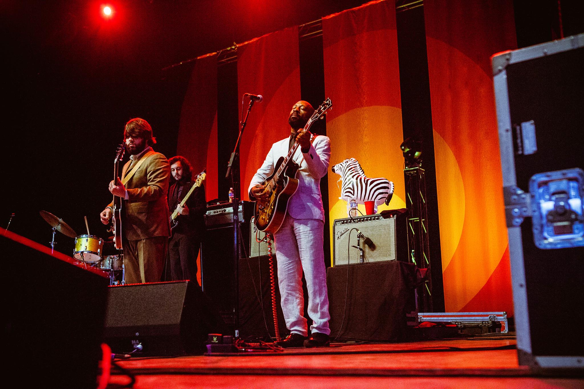 Sharon Jones & The Dap Kings