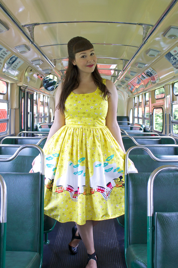 mary blair dress