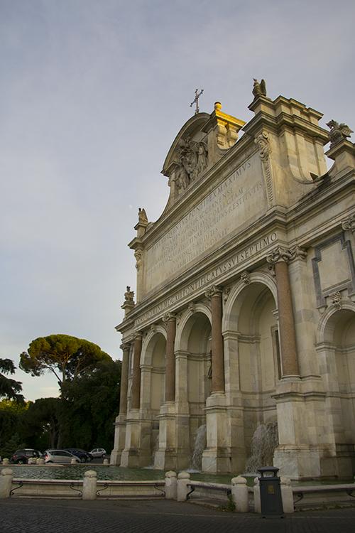 Fontanone Roma