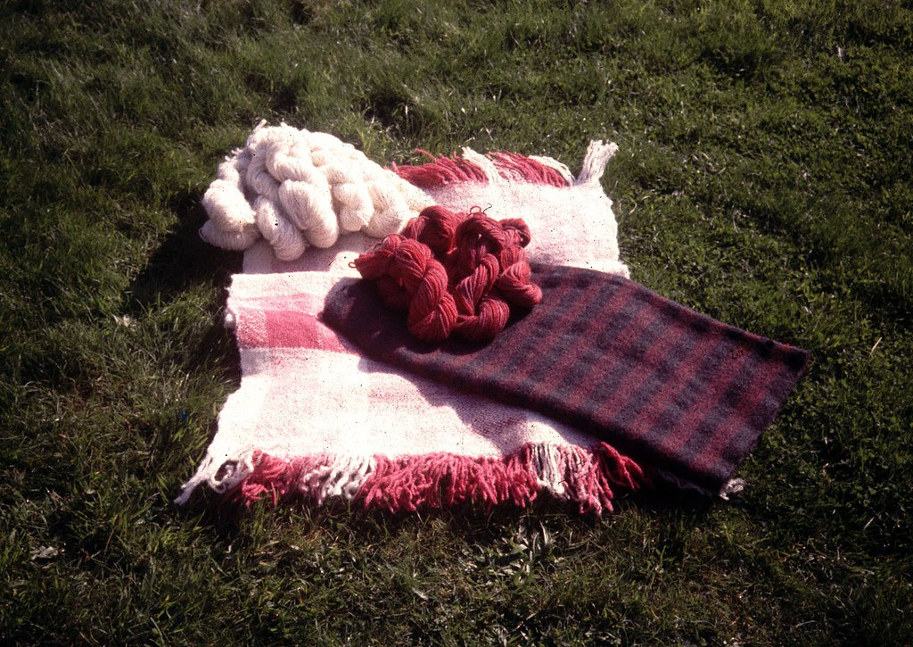 20 Cloth Woven at Silverbirch ca. 1980