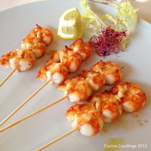 Caminetto Shrimps