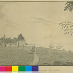 CALVELEY 1052 Birkenhead Priory ruins