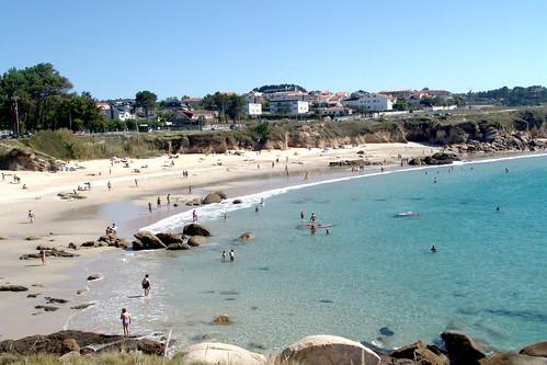 Playa Areas Gordas - Sanxenxo