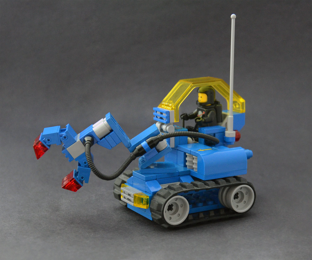 Neo Space Building Lego Brickpicker
