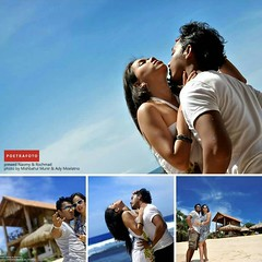 Foto prewedding tahun 2010 lalu buat Kak Naomi & Kak Mudaris. Semoga masih berkenan dan menginspirasi ya. Foto pre wedding lainnya bisa dilihat di http://prewedding.poetrafoto.com dan di http://fb.com/poetrafoto 👍😊