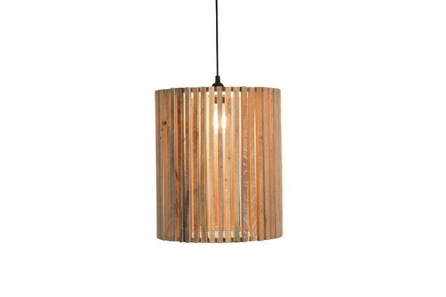 Cypress Cage Chandelier