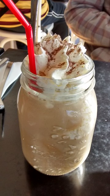 Cafe Macquarie Belmont Iced Coffee