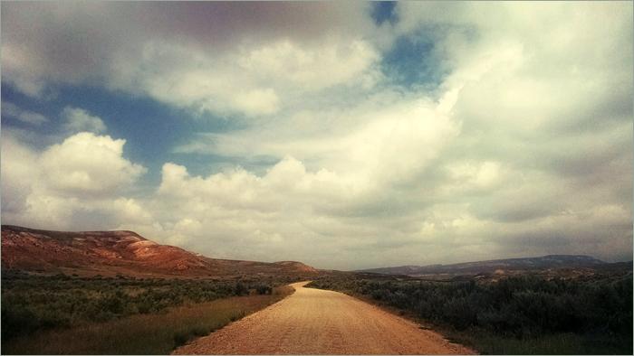 wyo road