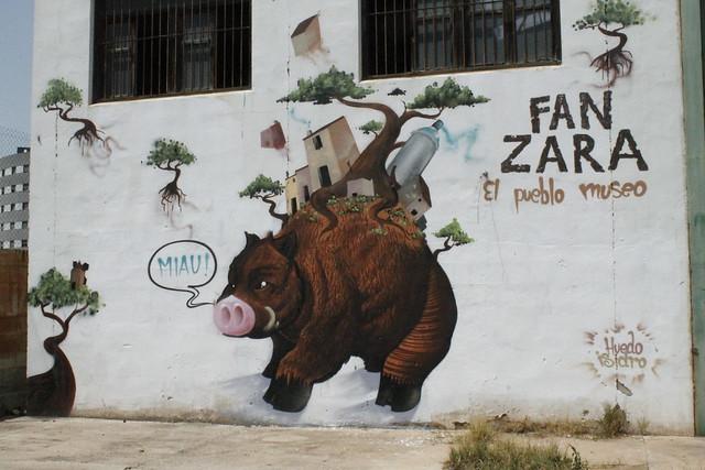 Fanzara - El pueblo museo