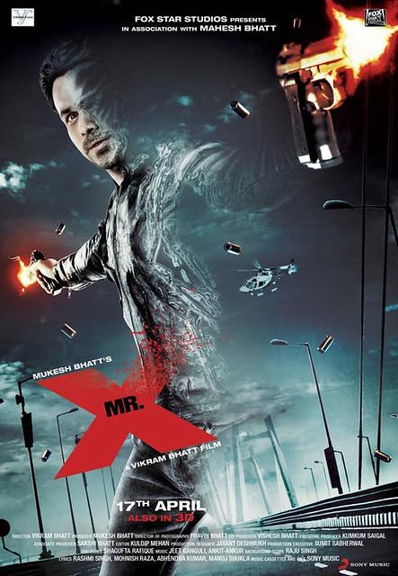 Điệp Viên Tàng Hình - Mr. X (2015)