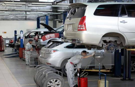cnoto  Tại sao nên học nghề sửa chữa ô tô ? 19988958236 361432f909 o