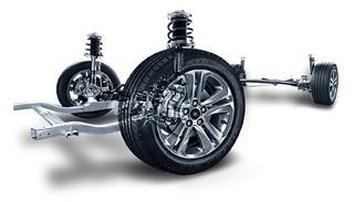 Neuer Opel Astra: Fahrwerk