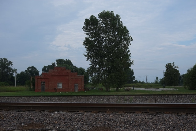 Header of Across the Tracks