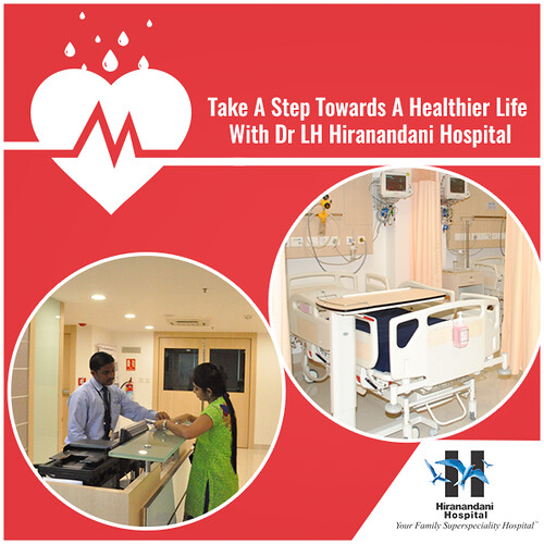 Best Hospitals in Mumbai- Dr L H Hiranandani Hospital