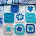 Crochet Blanket by ★ Angeles Antolin ★