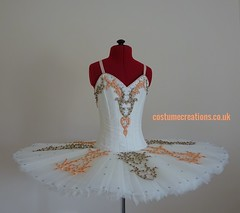 Ivory Classical Ballet Tutu