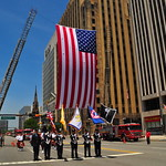 2015 Newark Fire Muster Parade