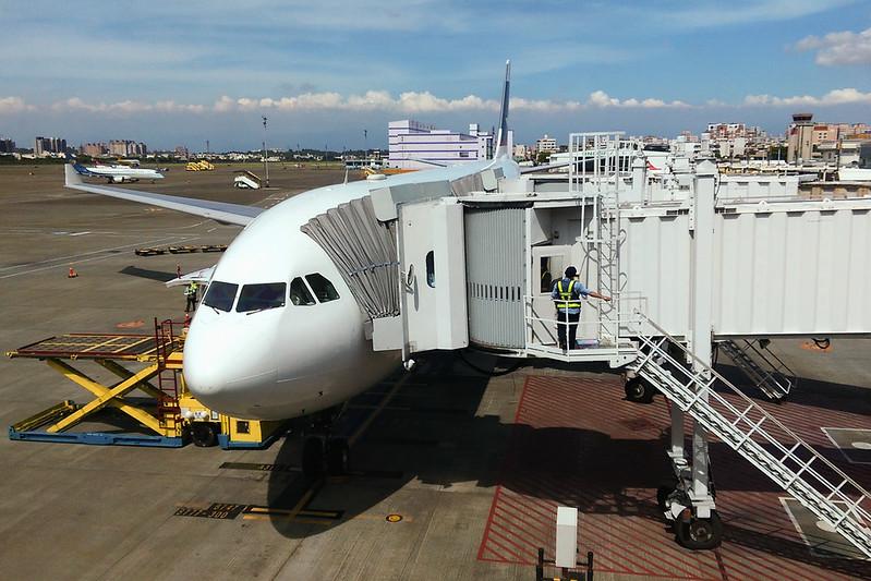 Here's My Flight