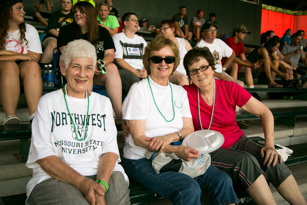 Northwest Night at the Mustangs 2015