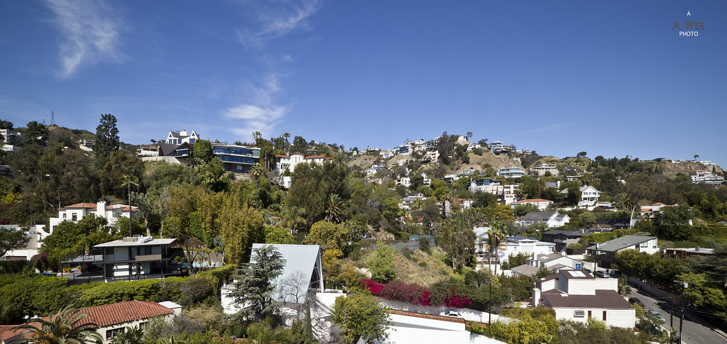 West Hollywood Hills homes