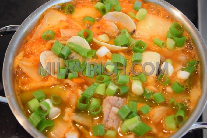 6- sup kimchi