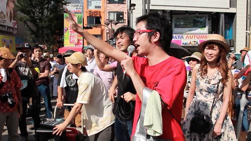映画『首相官邸の前で』より ©2015 Eiji OGUMA