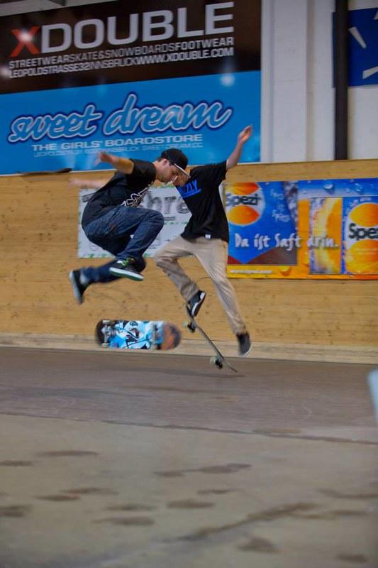 Dominik Huter 360 flip - ALSN kickflip - Fabio Craco