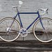 Blue Classic Road by bishopbikes