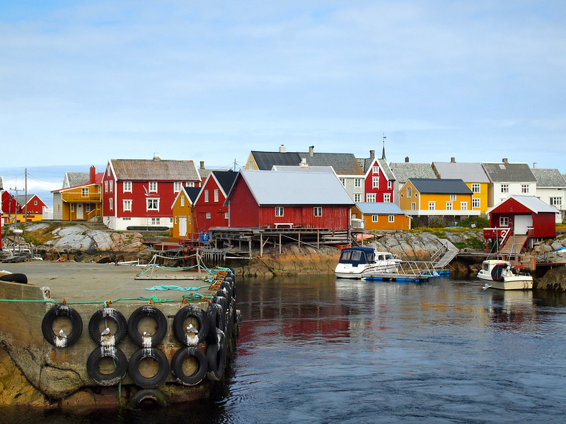 Gripholmen harbor