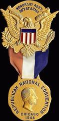 35-33 Lincoln medal