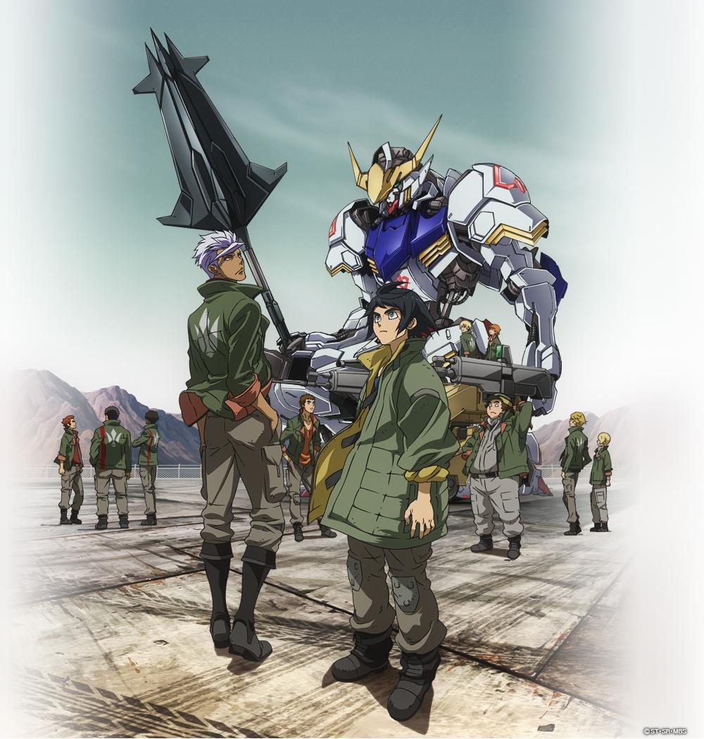 New Gundam Announced, Features AnoHana Staff