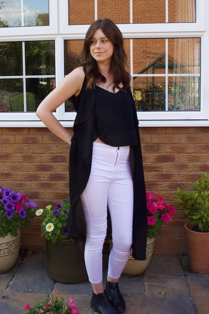 rachael white jeans 5