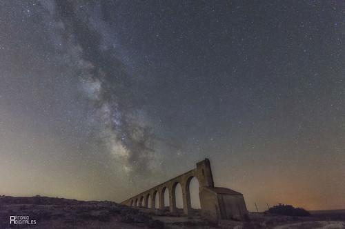 way stars noche via nocturna milky albacete lactea nocto acequion