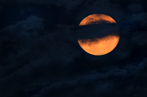 Once in a blue moon?