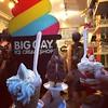 Introducing @donbuckley and @lwang_nyc to the magic of @biggayicecream! #NYC #sweeeeets