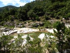 Les vasques du Cavu aux 3 piscines (Ranachjaghja)