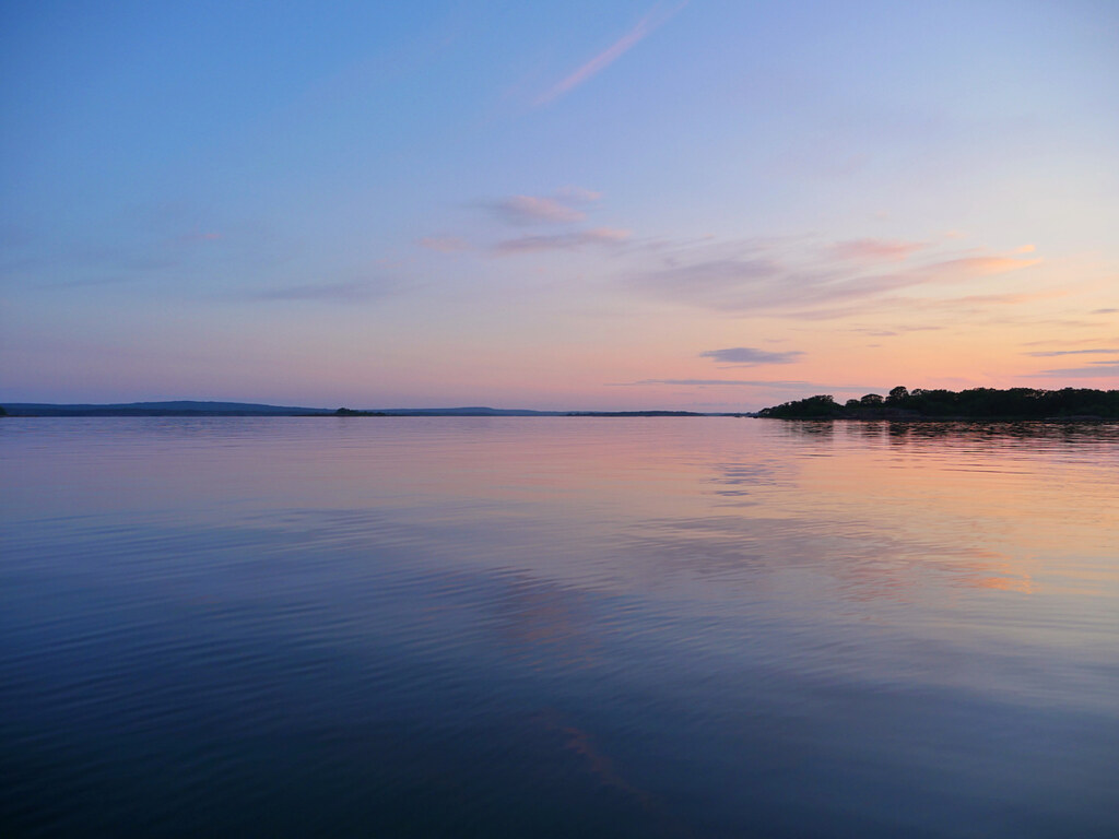 Calm evening in Northern Åland