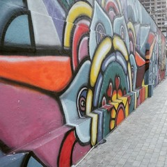 #ArtedeRua #muros #wall #ruas #pintura #graffiti #grafite #grafitagem #street #streetart  #spay #sprayart #criatividade #cores #Arte #artebrasileira #arteemfoco #instagood