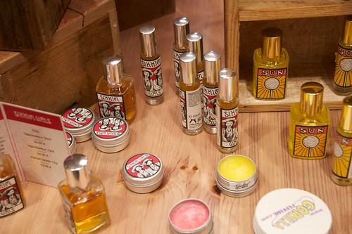 parfums lush