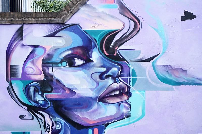 grafitti,london