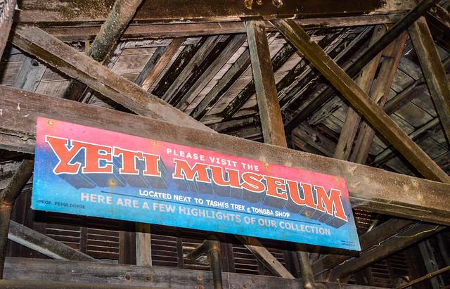 AK Yeti Museum