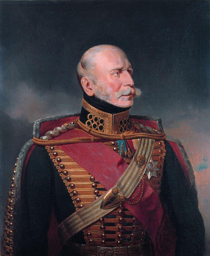 Ernst August von Hannover (1771-1851) by Edmund Koken