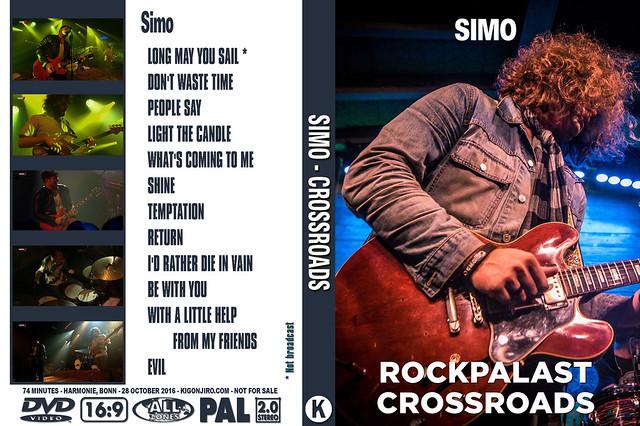 Simo - Crossroads 2016