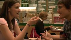 Ice Cream Date Scene